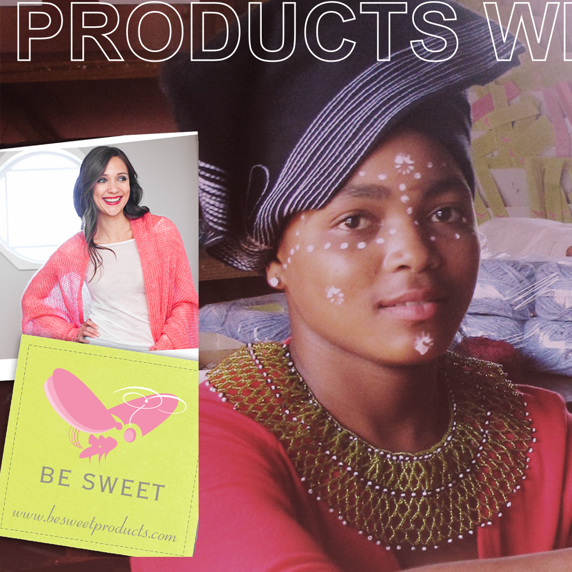 Be Sweet - Founder, Creative Director