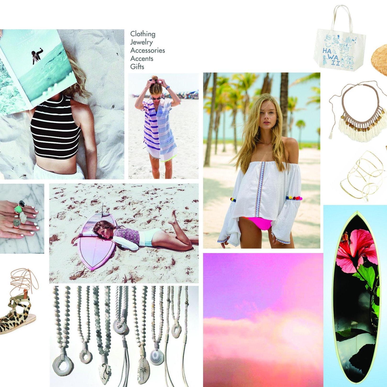 Hawaii Beach Resort - Merchandiser