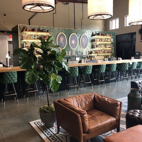 Three Sisters Bar Lounge - Interior Design