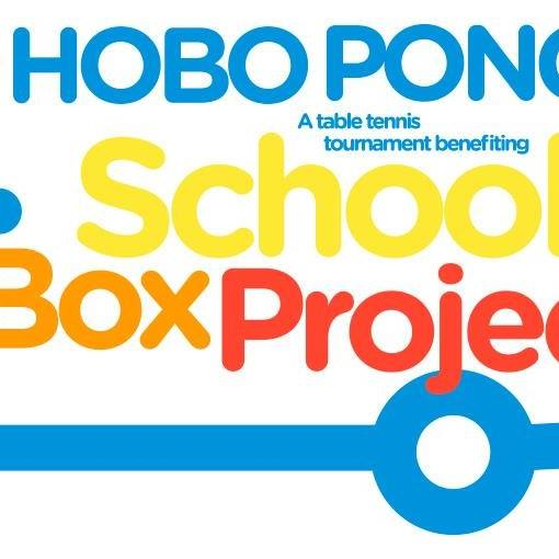 The Hobo Wine Company, Fern Bar, Lowell's, and Handline are back to host a table tennis tournament to raise $60,000 for The Schoolbox Project.