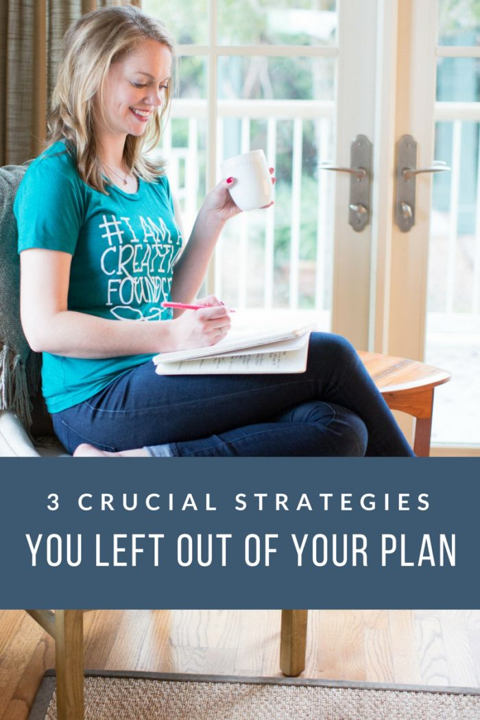 Financial Strategies for Creative Business Owners Entrepreneurs - create an annual yearly business plan