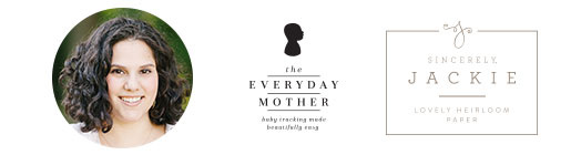 Jackie Mangiolo - The Everyday Mother and Sincerely Jackie - Ask A Creative Founder