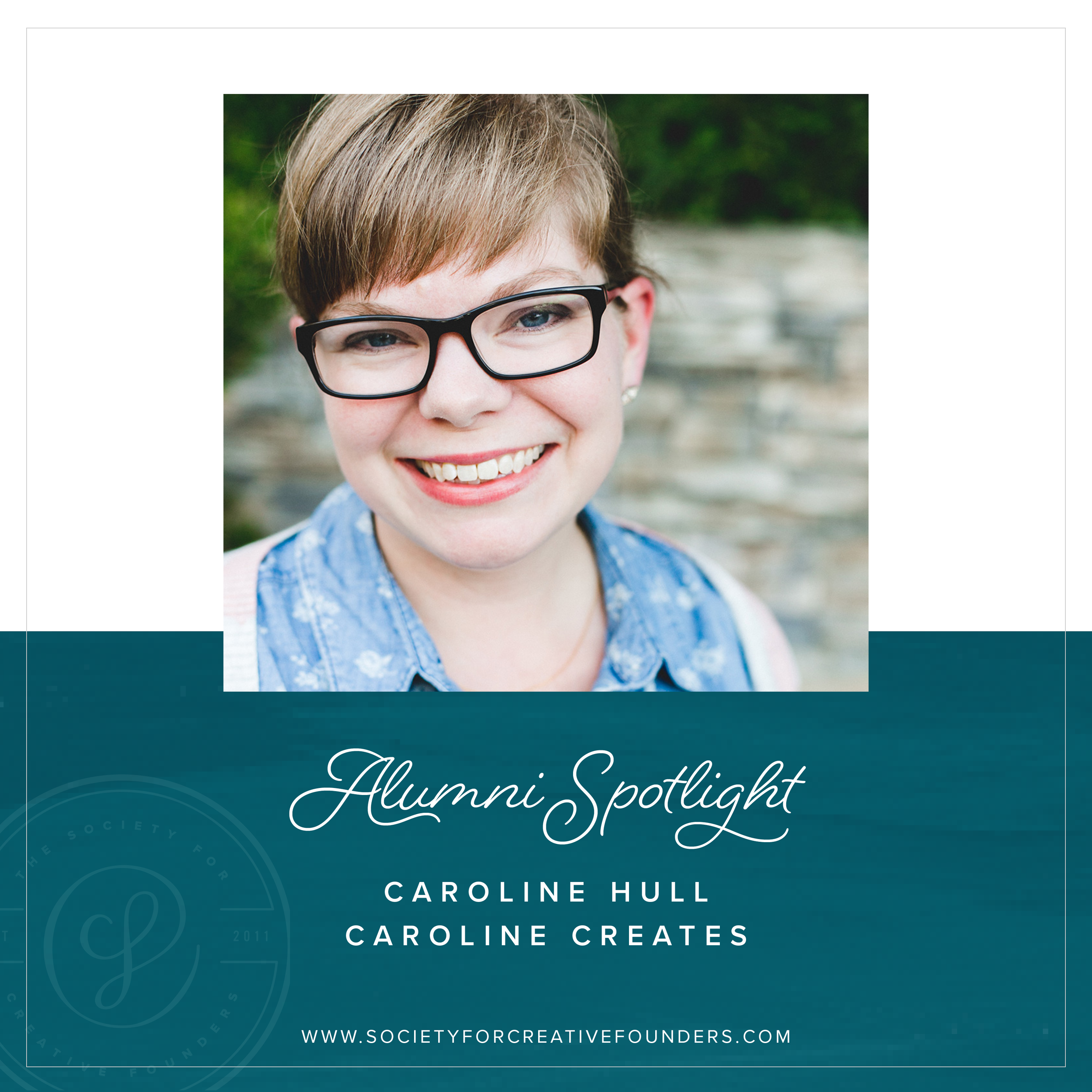 Caroline Hull from Caroline Creates