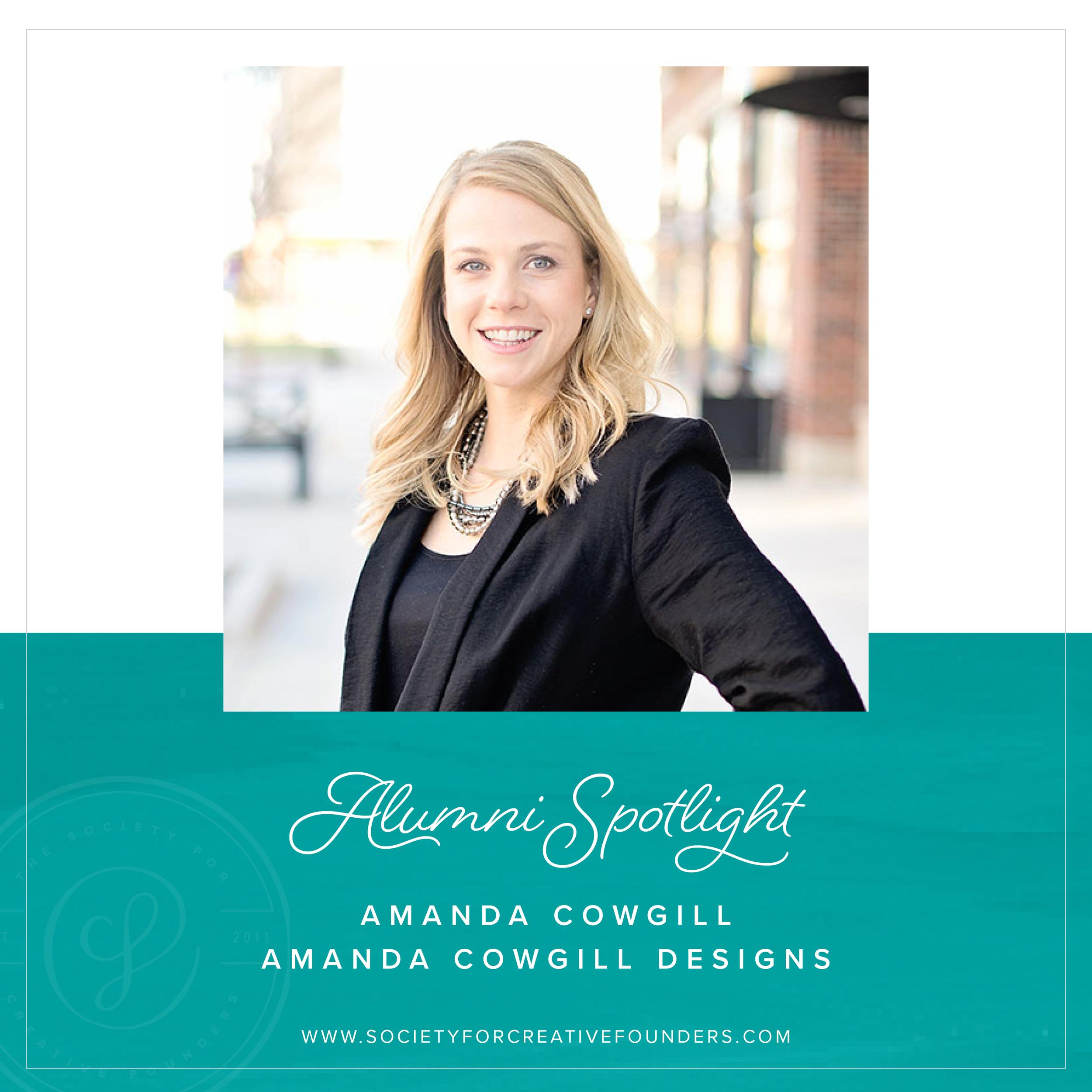 Amanda Cowgill Headshot