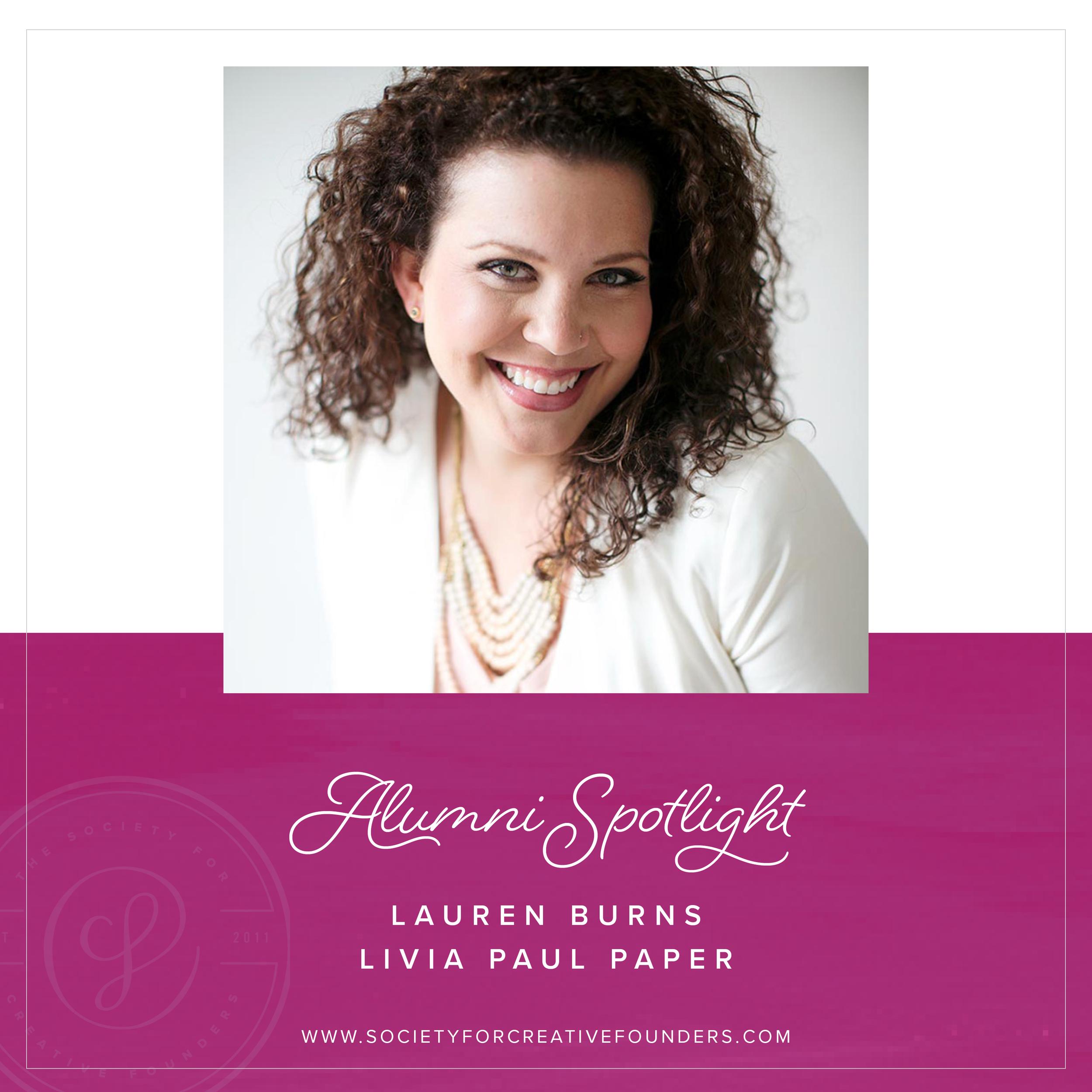 LiviaPaul_Lauren-Burns_Founder