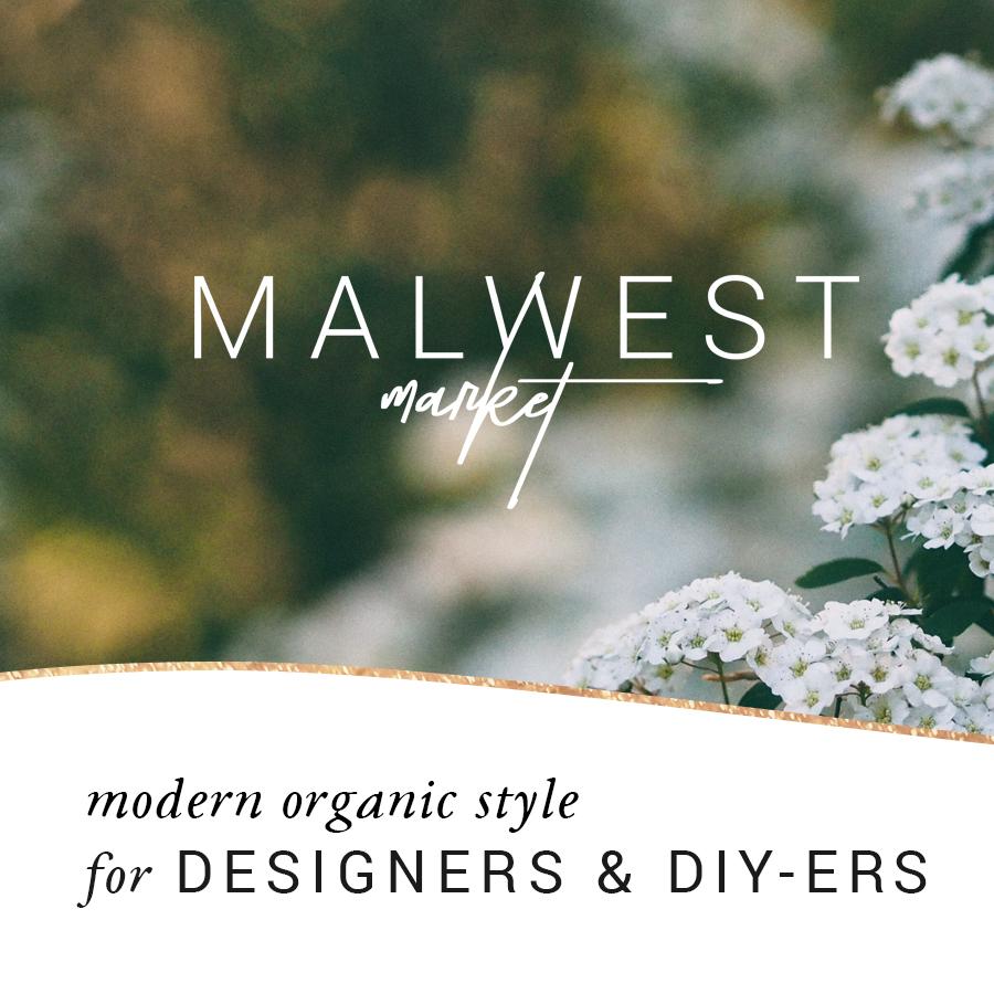 Malwest Market by Mallory Coats