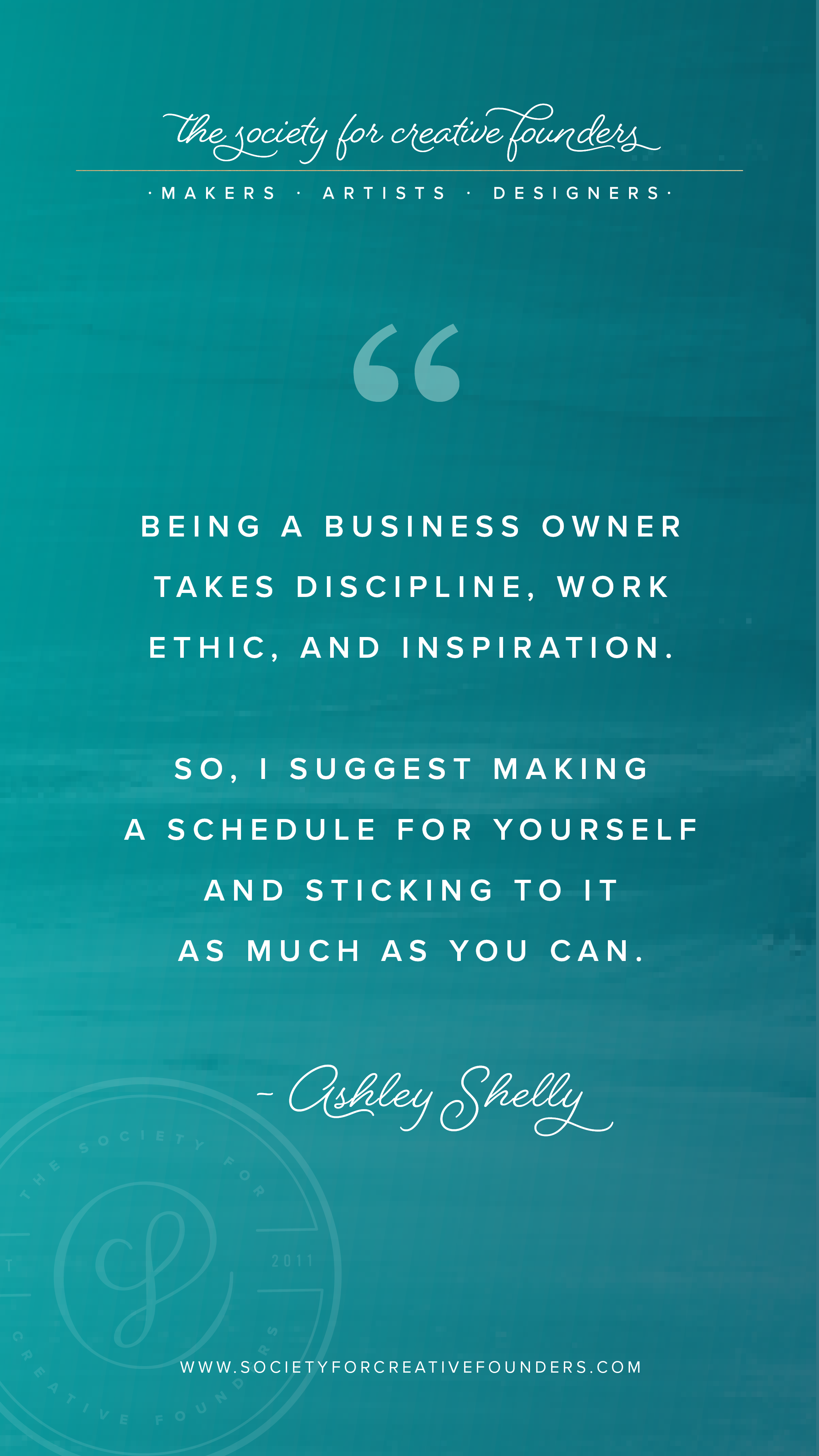 Planning and Productivity Tips with Ashley Shelly