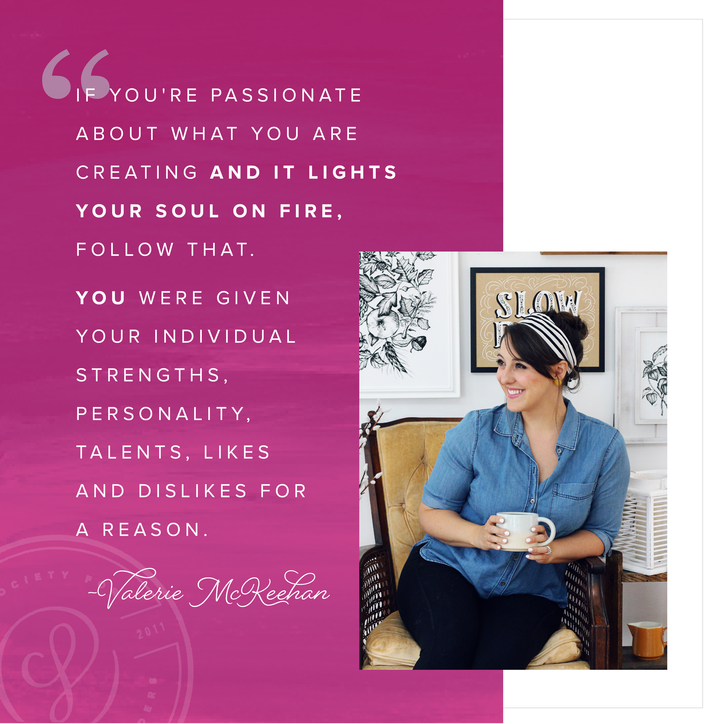 Starting a Creative Business - Tips with Valerie McKeehan of Lily & Val
