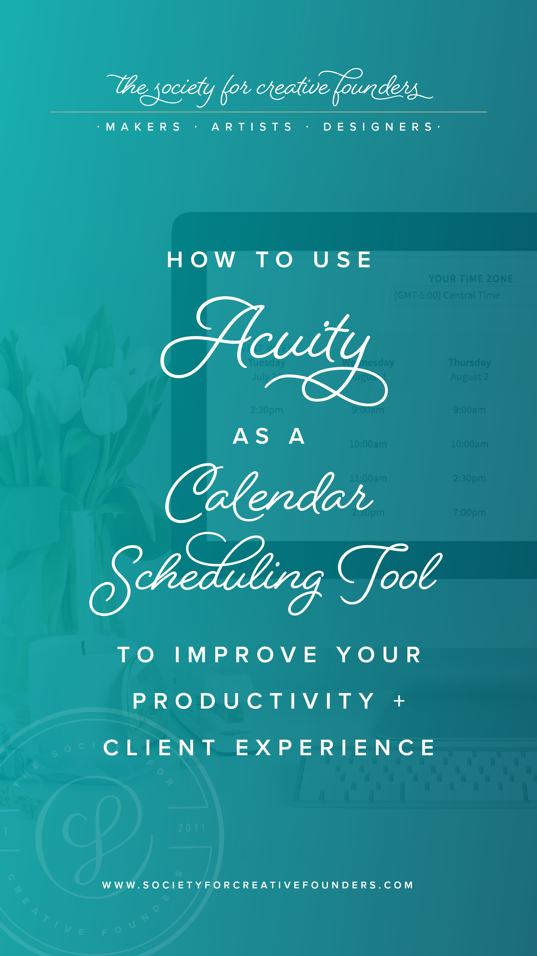 How to Use Acuity as a Free Calendar Scheduling Tool with Squarespace