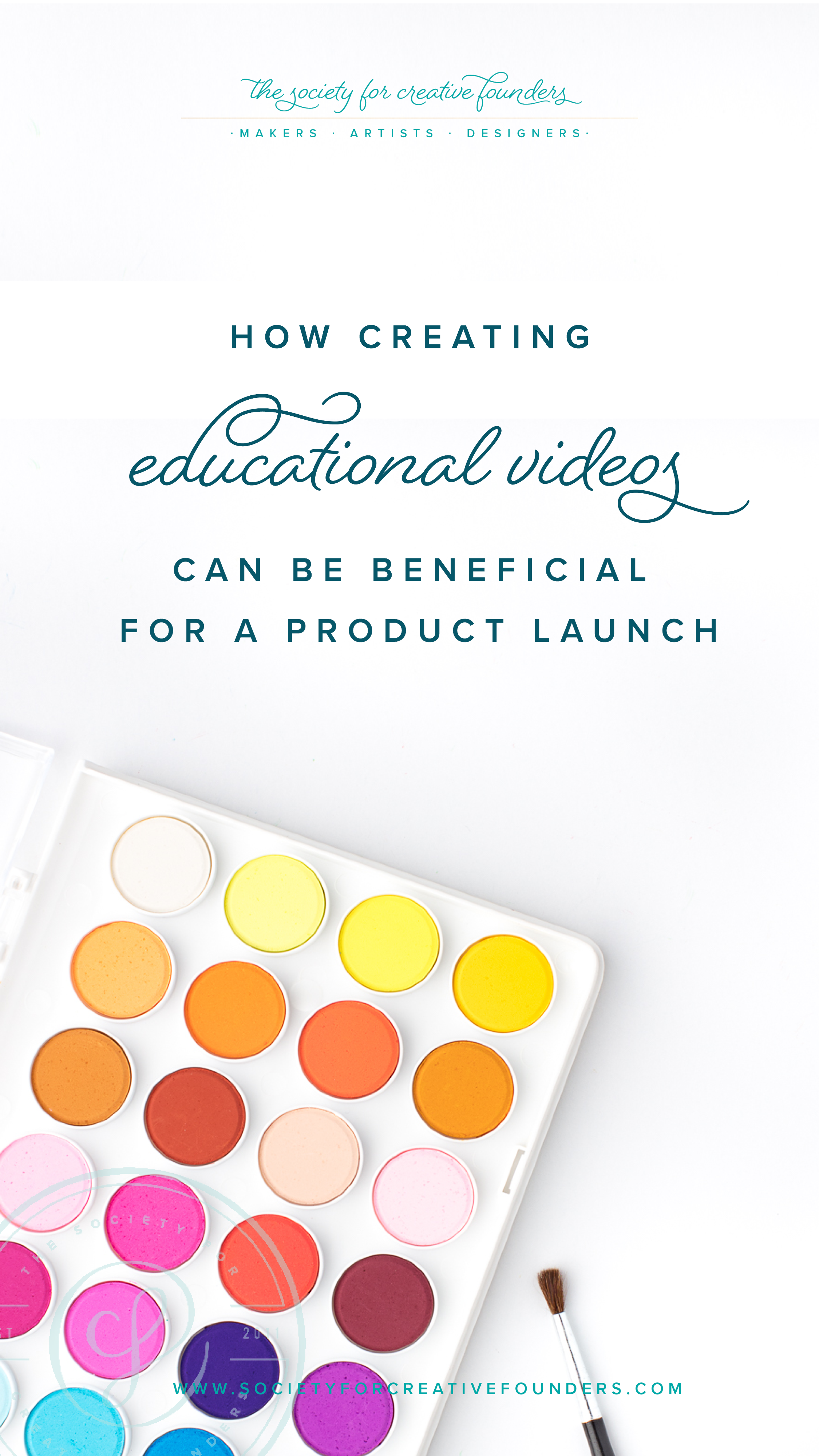 How Using Educational Videos can help with a product launch - guest post by Jessica Freeman