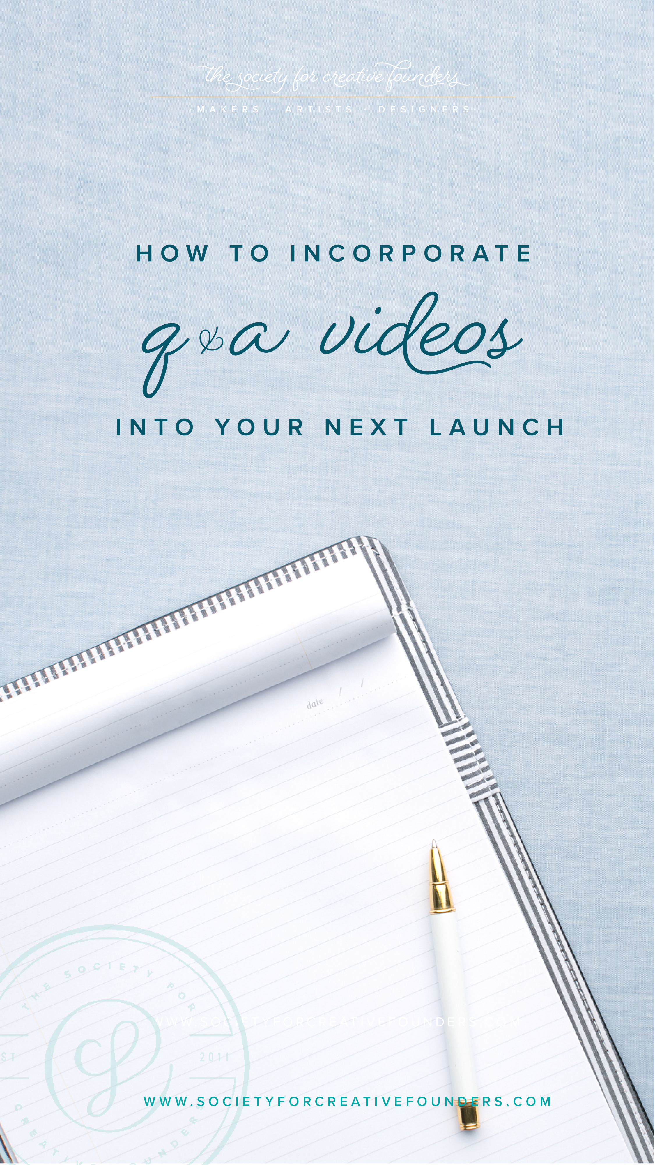 How Q and A videos can help with a product launch - guest post by Jessica Freeman