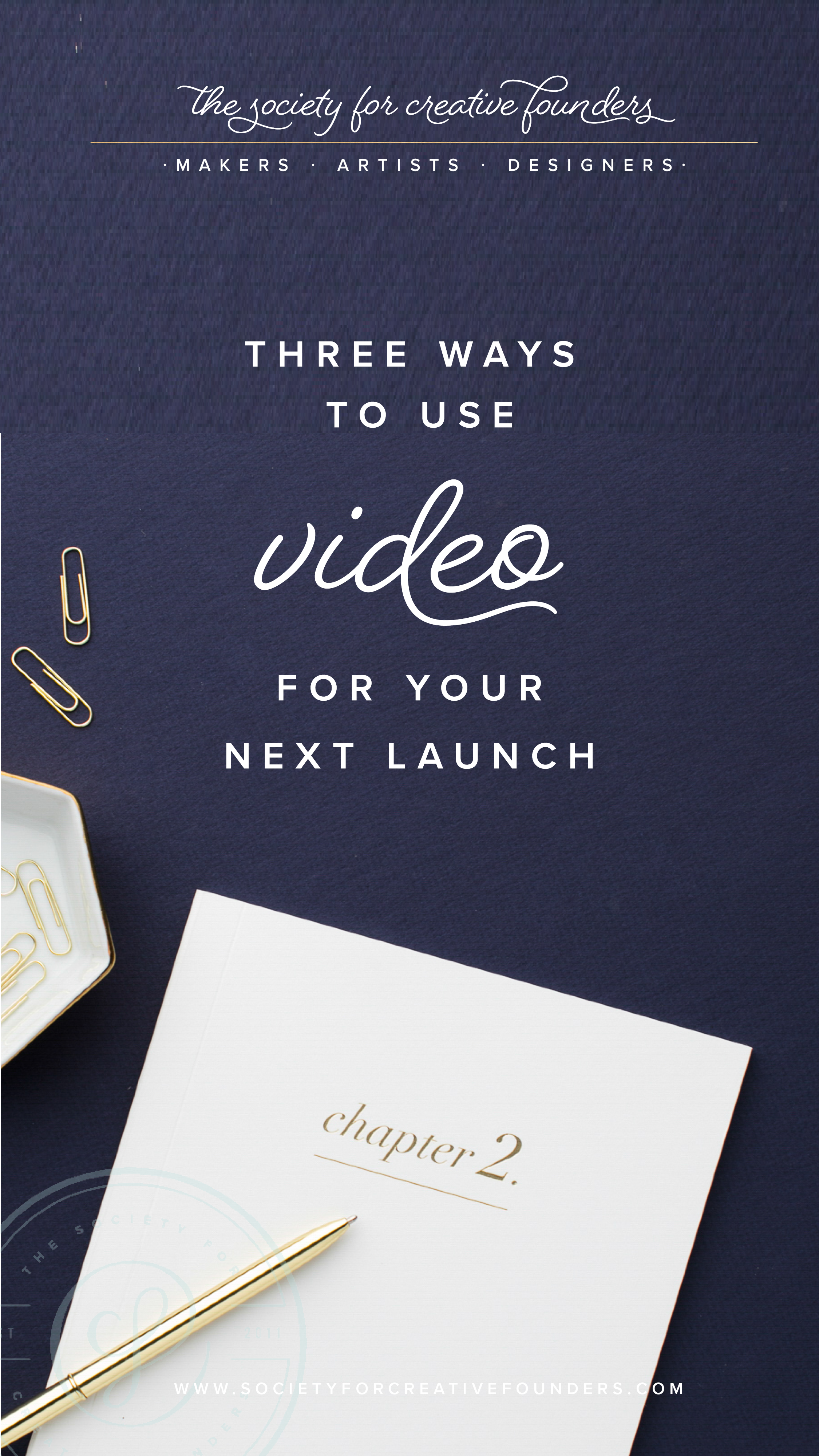 Three Ways to Use Video for your Next Product Launch