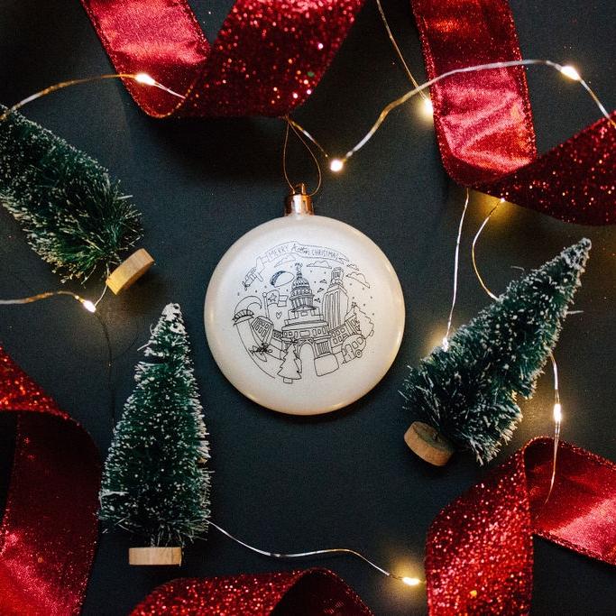 City Ornaments - Signet Sealed