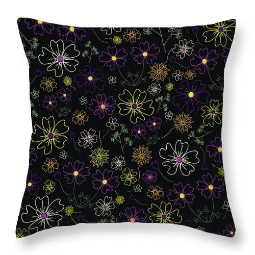Charming Blooms Pillow - Lisa Blake Designs