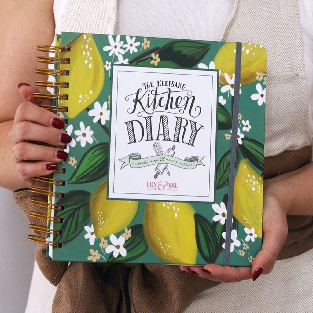 Keepsake Kitchen Diary - Lily and Val