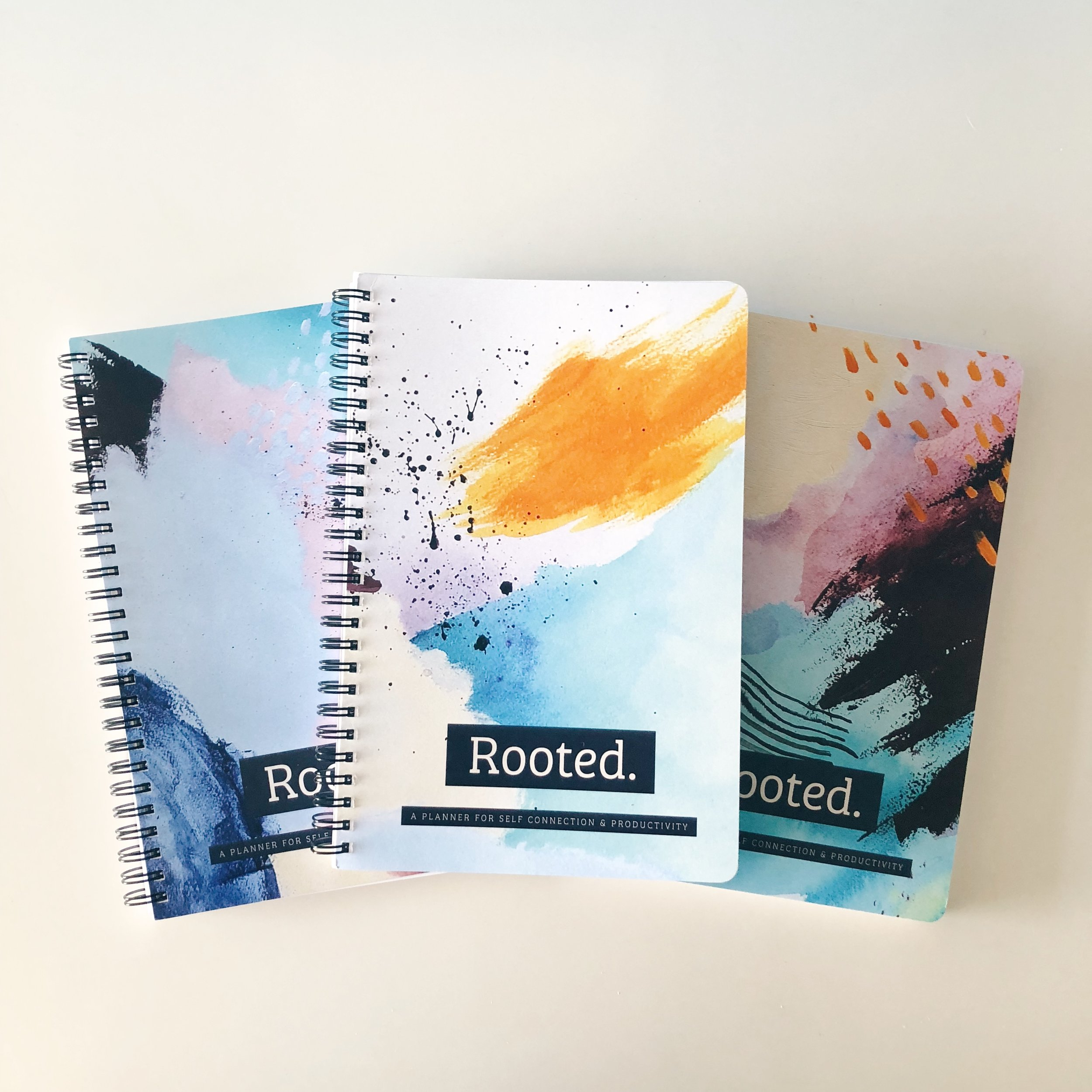Rooted the Planner - Kate George