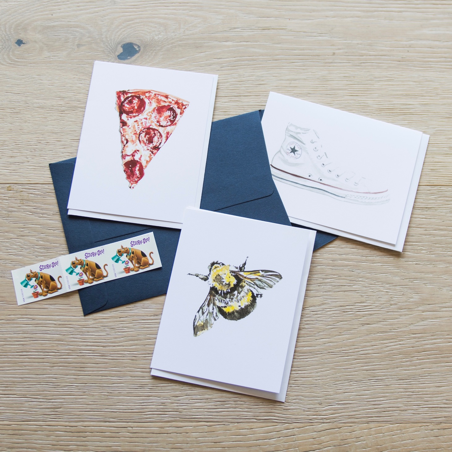 Kids Stationery Subscription Box - One-Per-Week