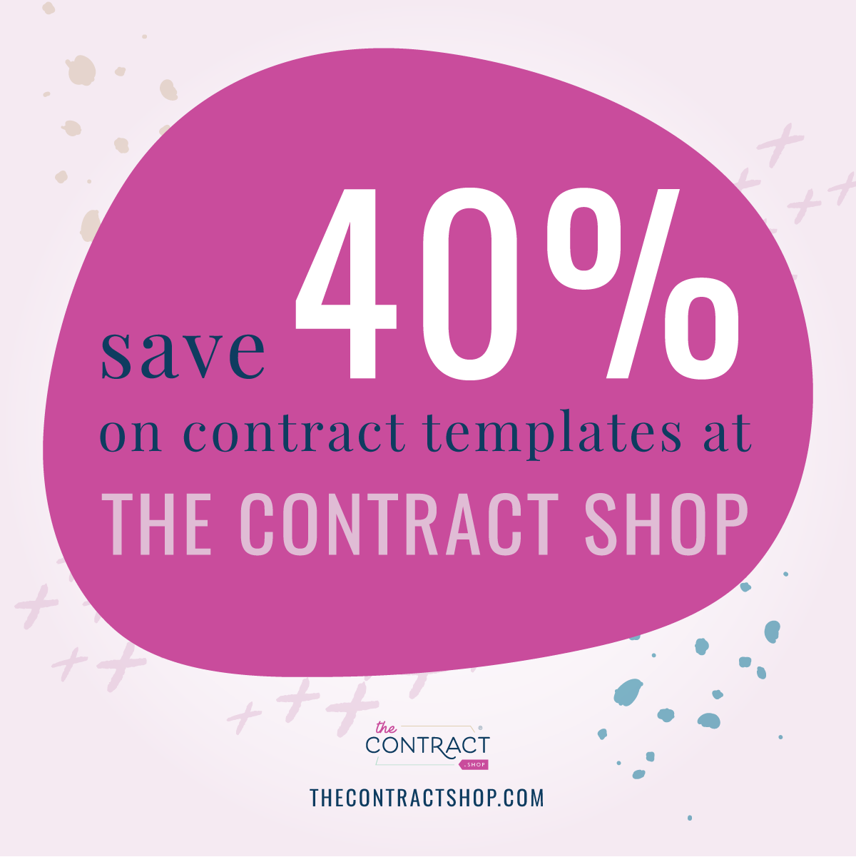 The Contract Shop - Black Friday Sale