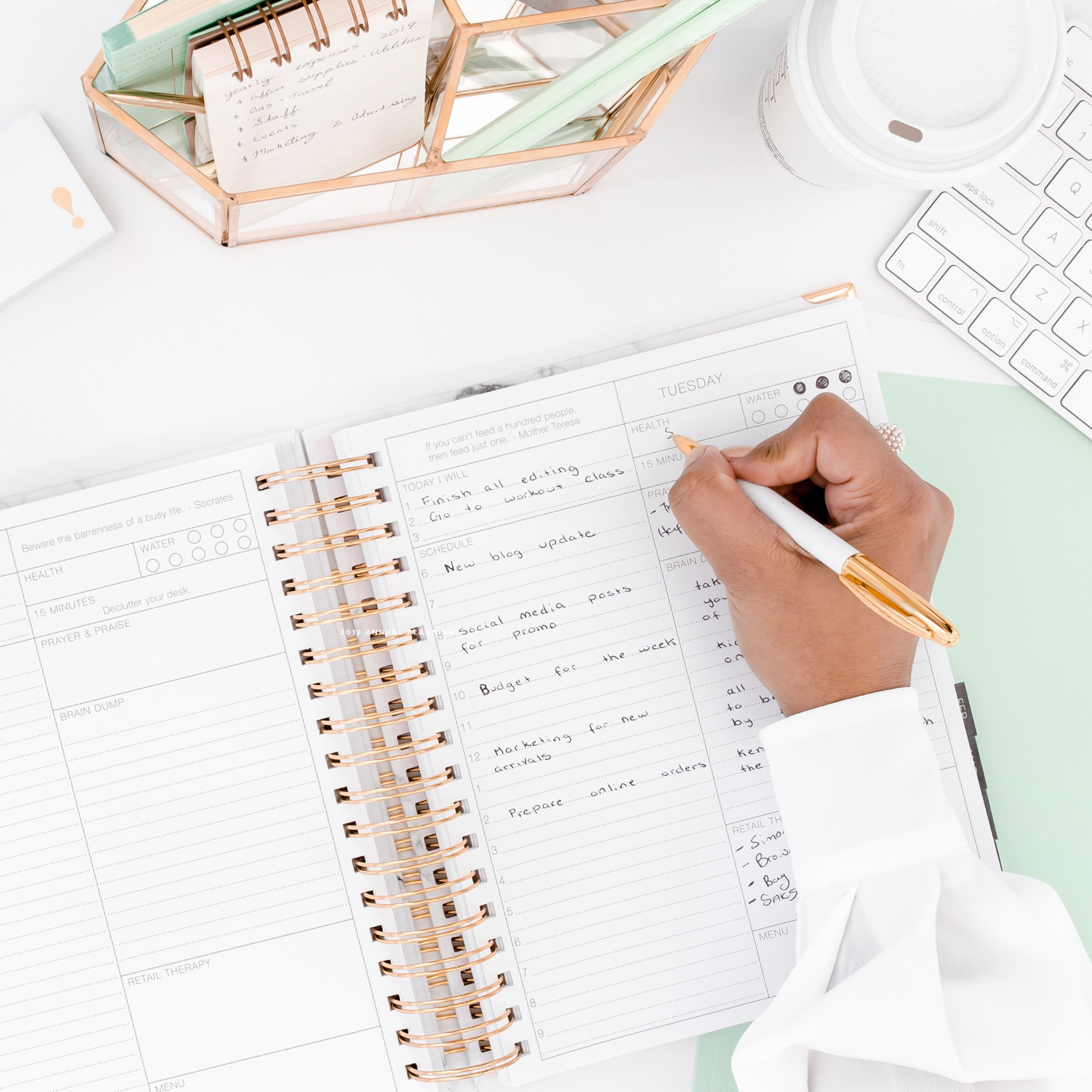 8 Tips for Planning out Your Year - Society for Creative Founders