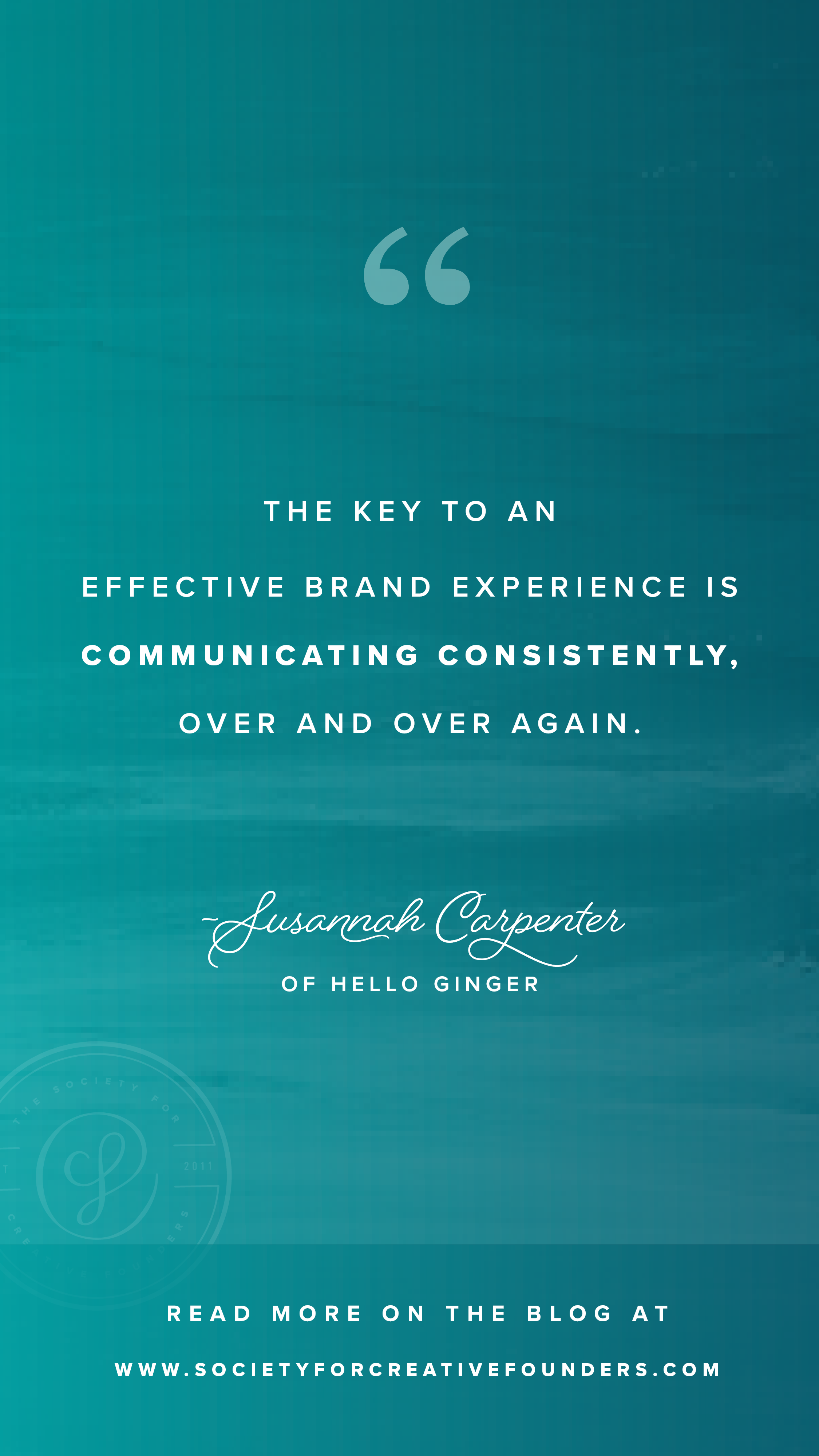 Brand Touchpoints for Small Business Owners - Society for Creative Founders