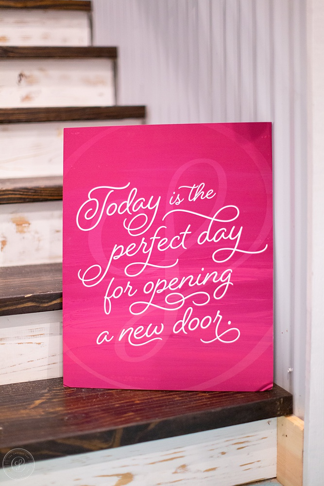 Today is the perfect day for opening a new door.  Society for Creative Founders Conference - Day 4
