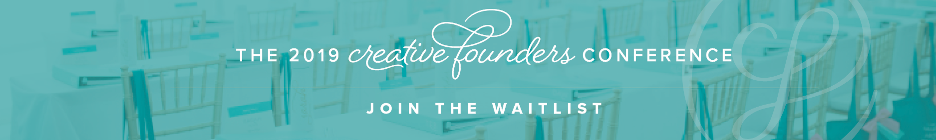 2019 Conference Waitlist