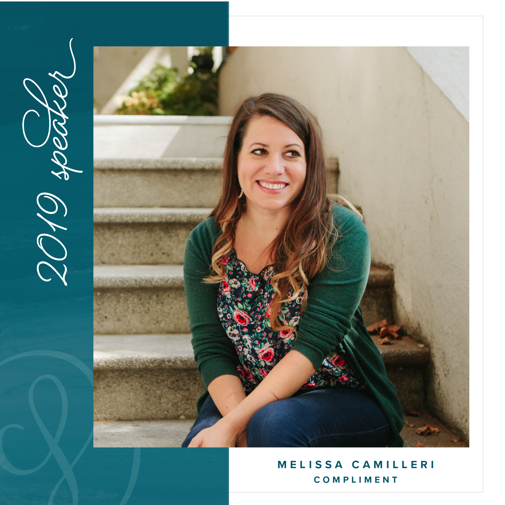 Melissa Camilleri of Compliment, Inc - 2019 Creative Founders Conference Speaker