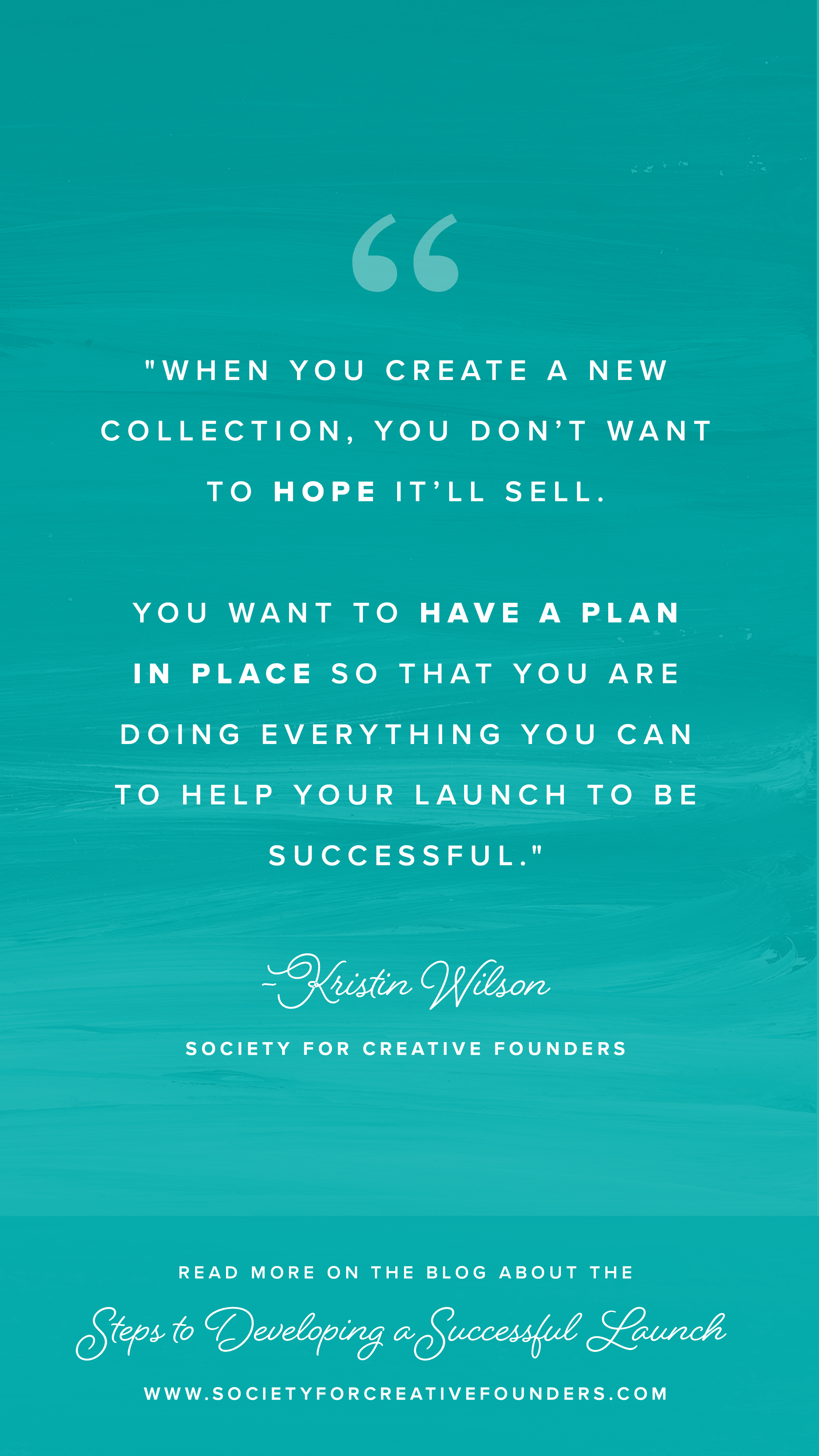 FREE GUIDE - How to create a product launch - Society for Creative Founders