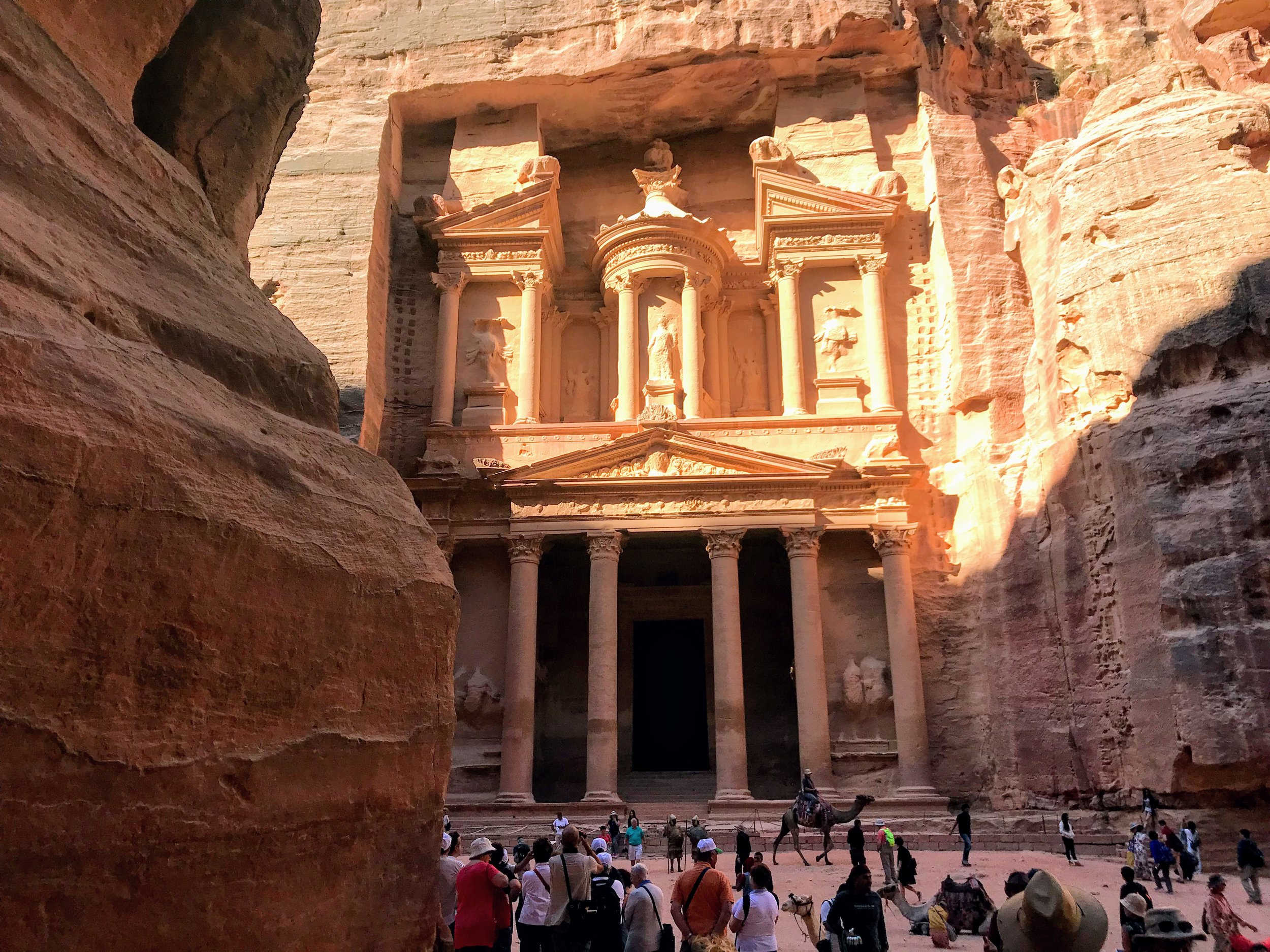 Israel & Jordan 2.0 - We offer this exciting alumni-only itinerary for participants who have previously traveled in Israel with Travel the Text. This itinerary includes almost entirely new sites in Israel, and three days in Jordan. Our next