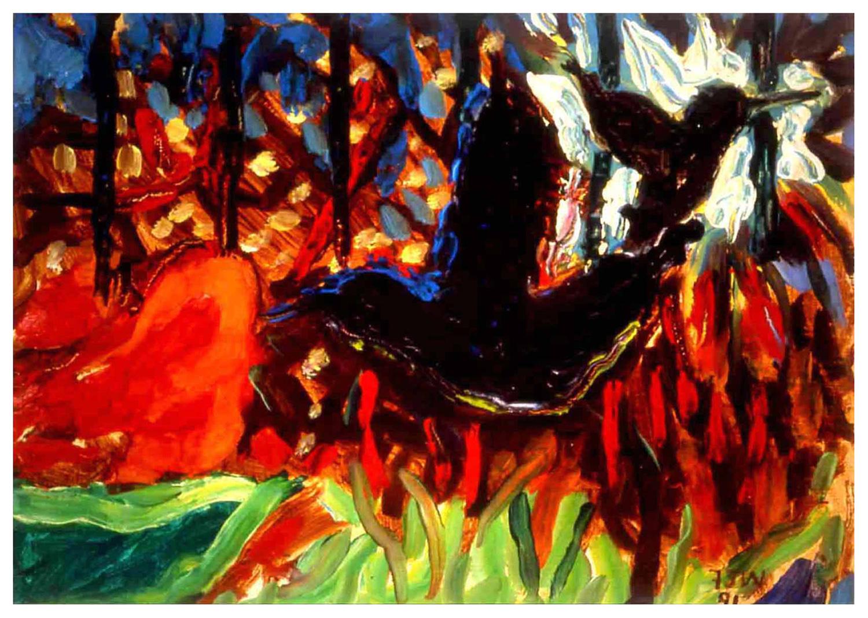 Birds, 1991