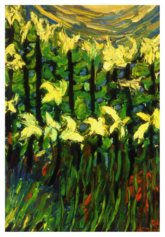Blossom Flowers, 1994