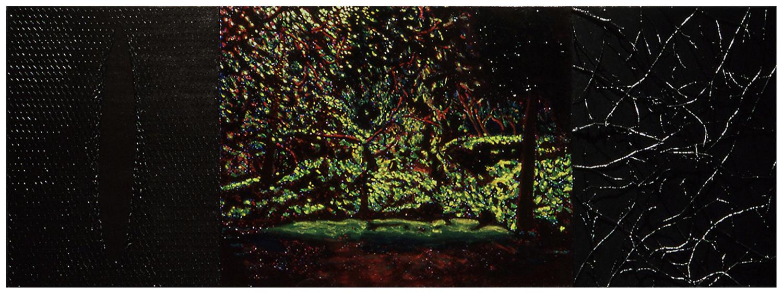 City Park (triptych), 1988