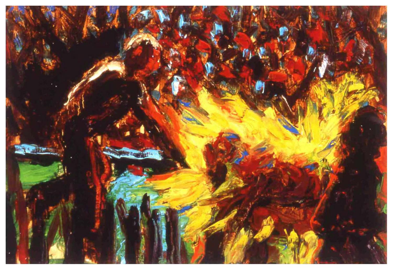 Fire Starter, 1991