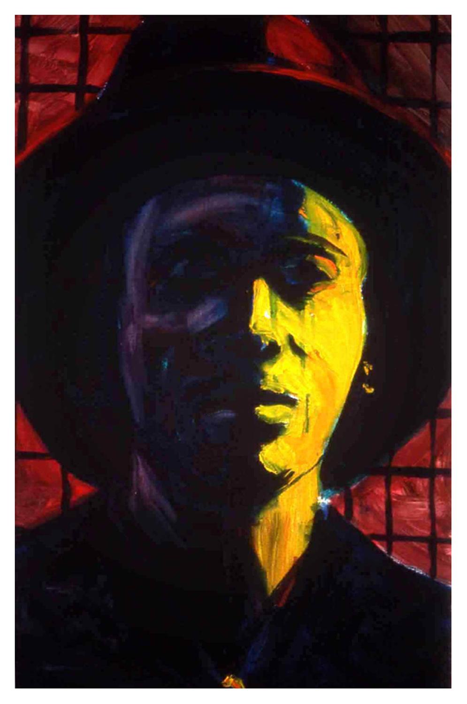 Portrait - City Life, 1990