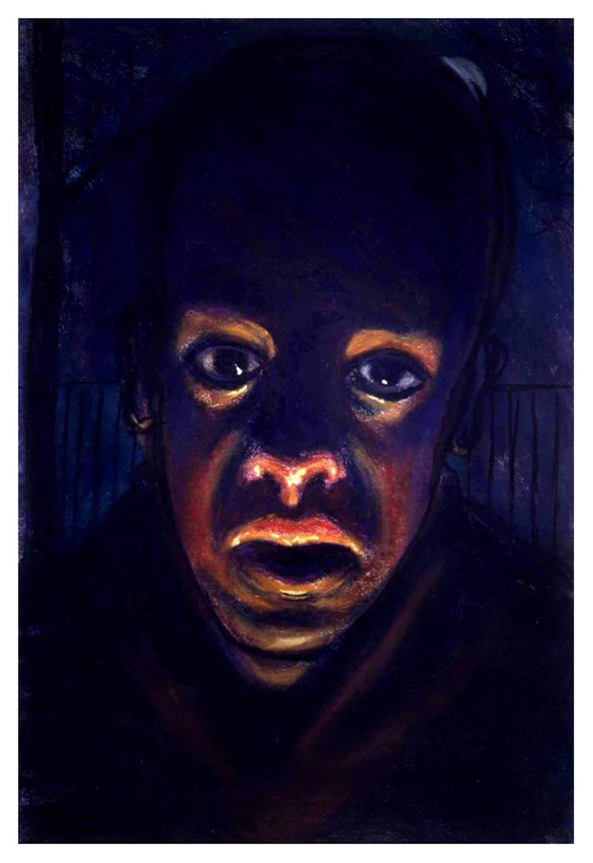 Portrait No. 2, 1988