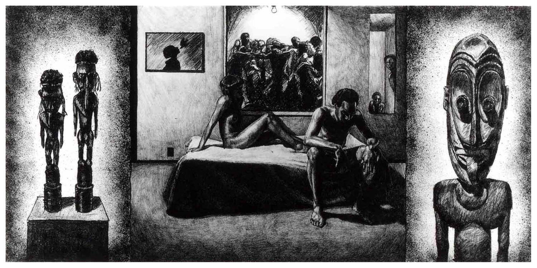 Reflection, 1984