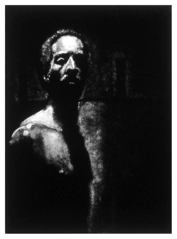 Self Portrait Frank Williams, 1983