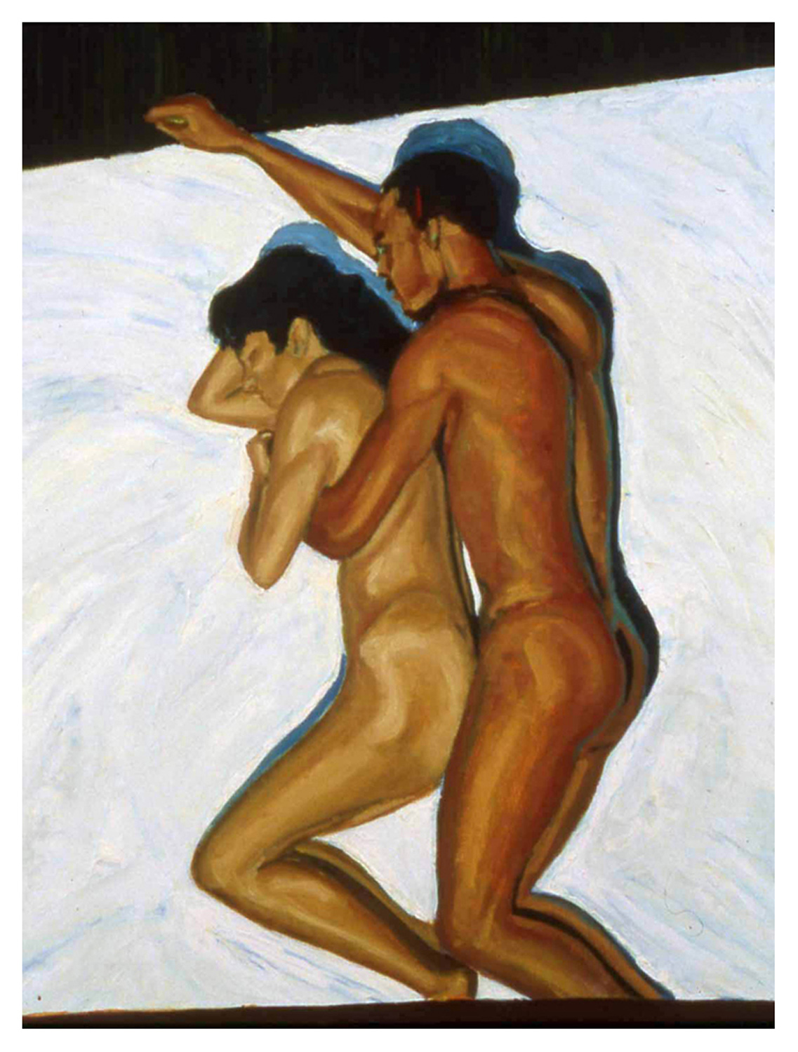 Two Nudes, 1985