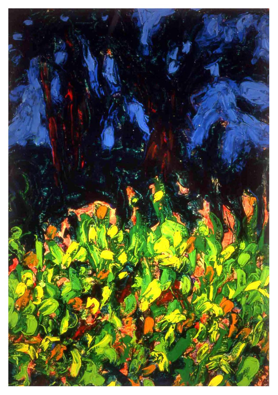 Wild Flowers, 1991