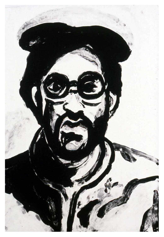 Self Portrait Frank Williams, 1987