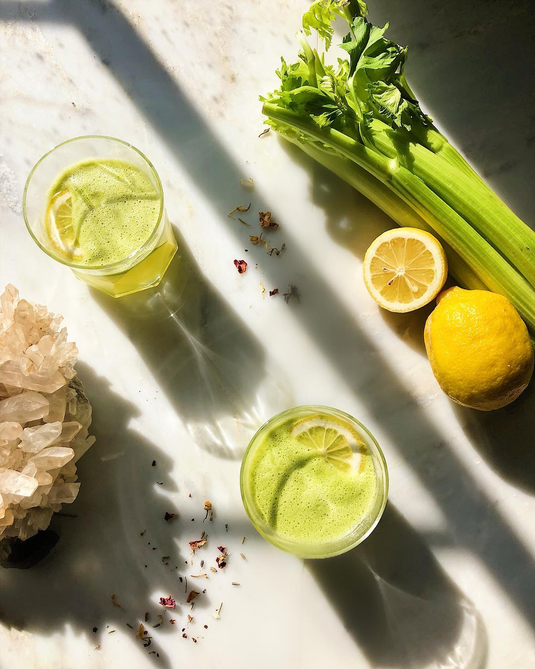 Celery Juice -