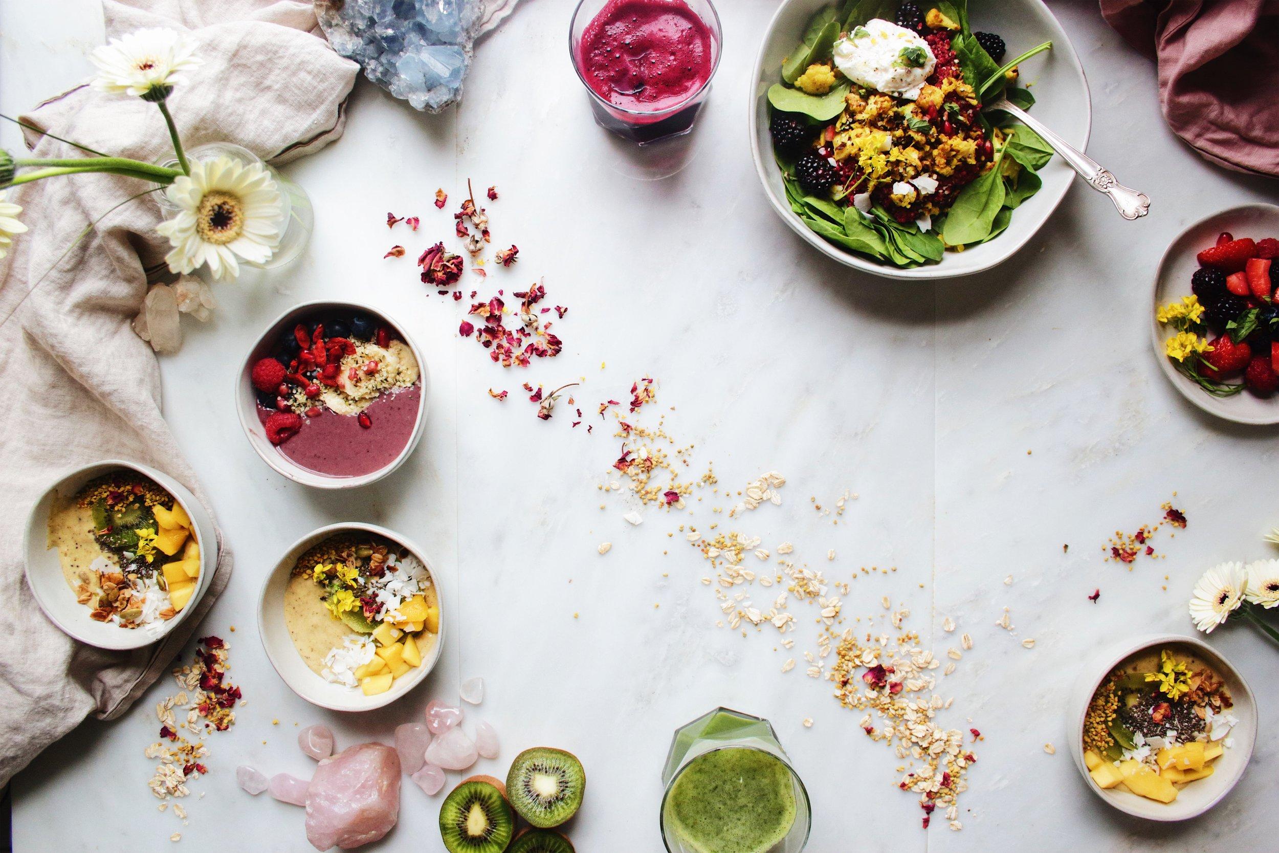 Join me for a one day intensive workshop to learn the fundamentals of Food Styling and Photography. -