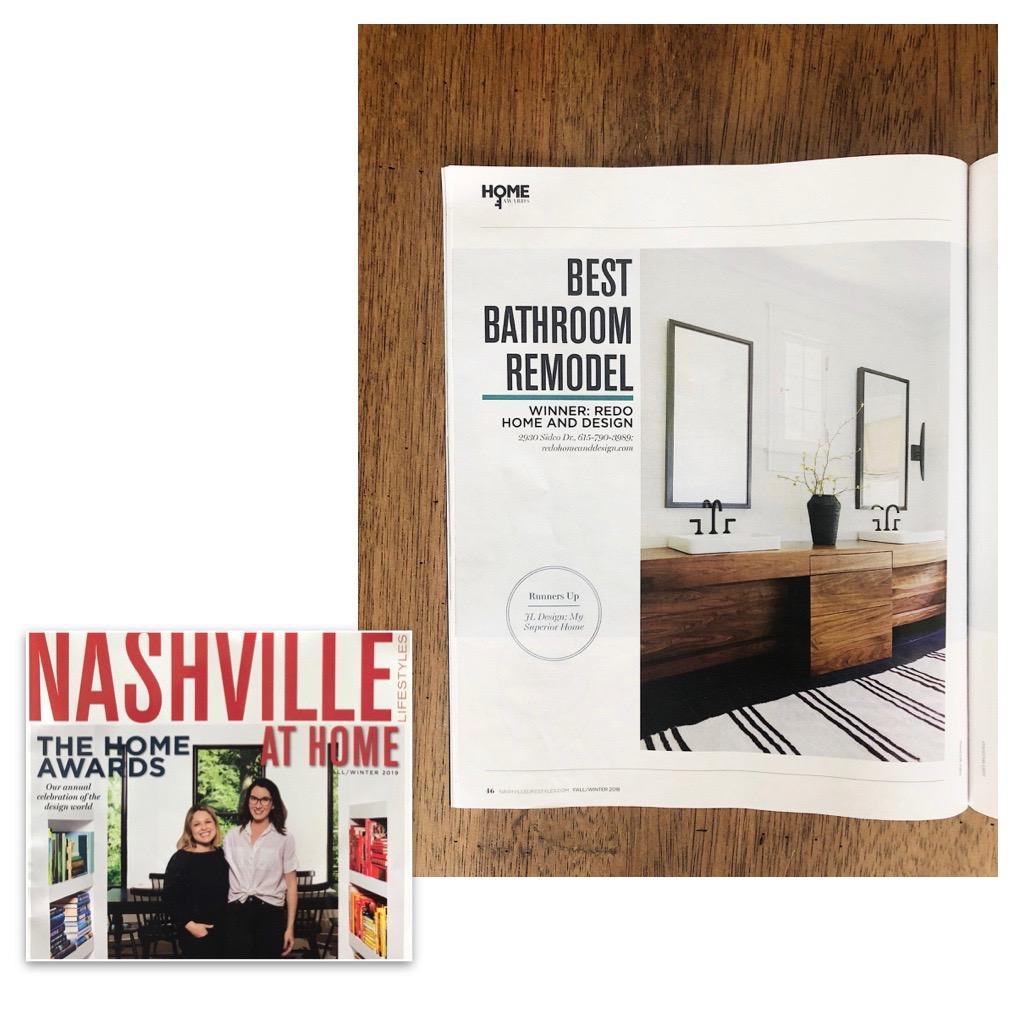 Nashville Lifestyles Magazine Fall/Winter 2019