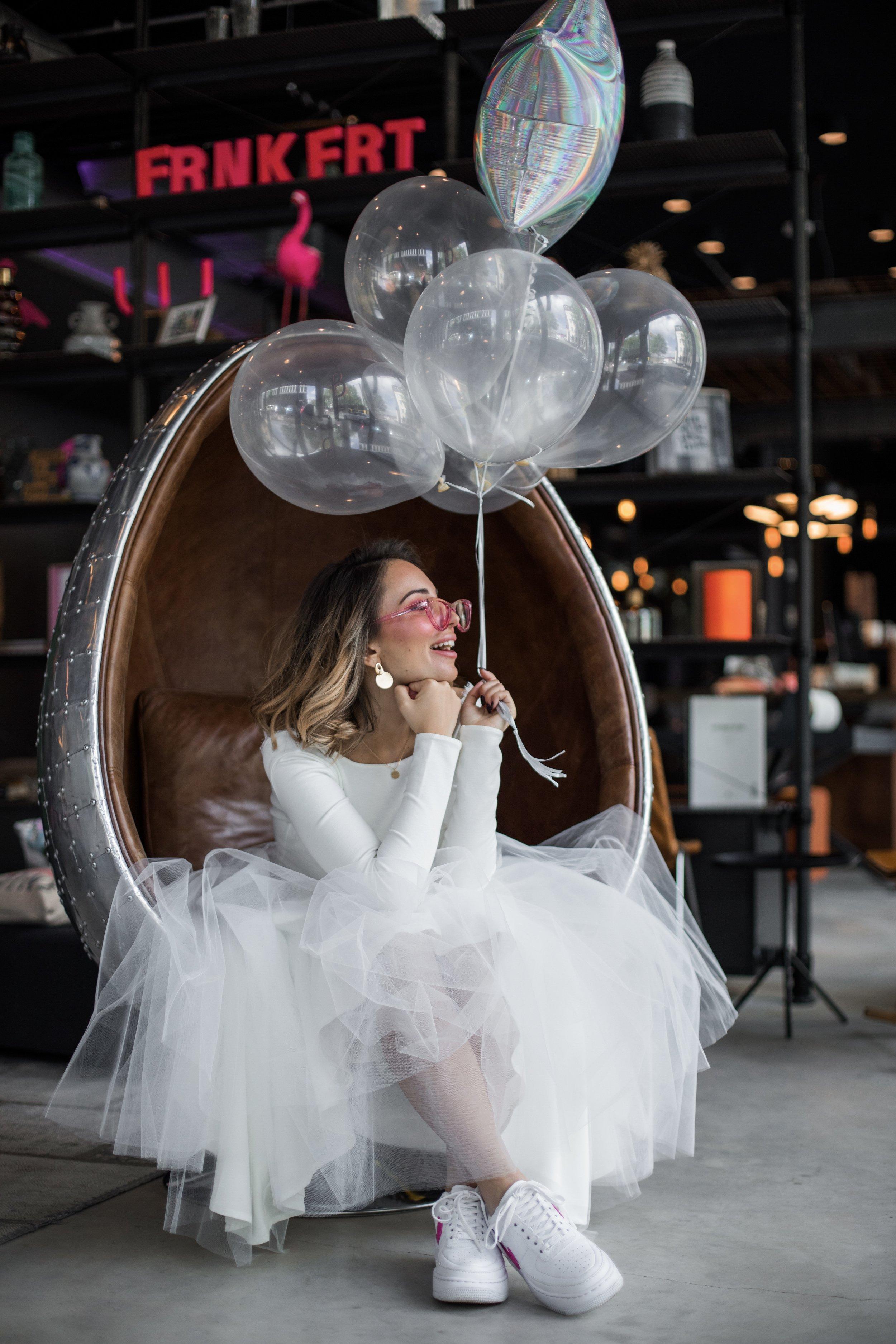 Bride im Moxy Frankfurt