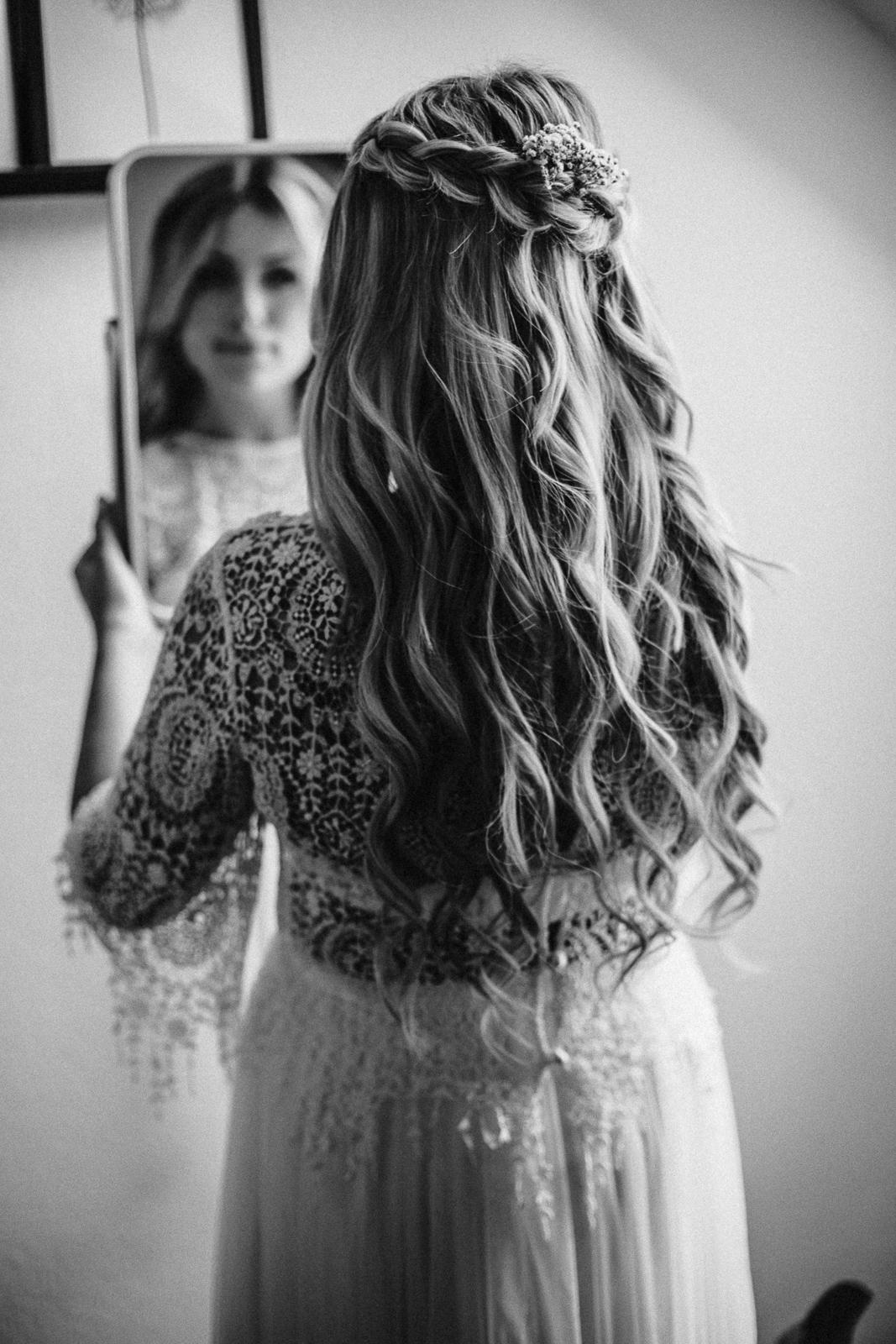 Blackandwhite Bride