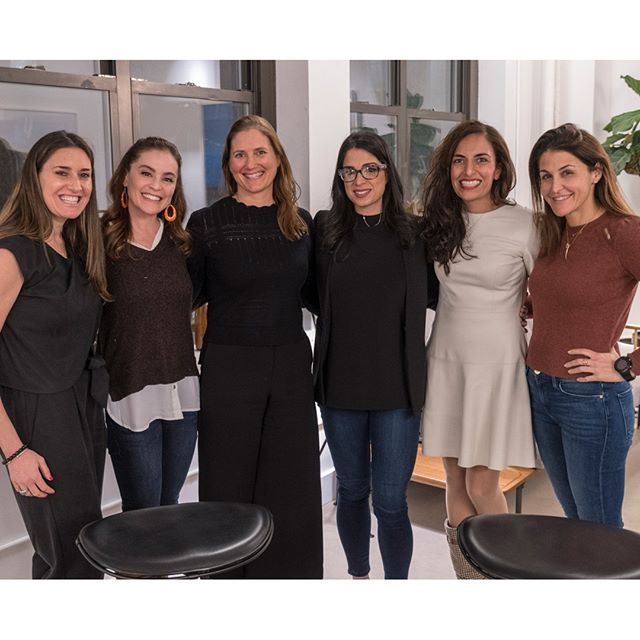 Throwing it back to this awesome women's health panel from last month! @drkday @kindbody @jaimeknopman @bodyconceptions, and @drshariauth from @wthn moderated by @drrachelnyc 🙏  We are in the planning stages of our next Balance event - can't wait to reveal the next topic 😀