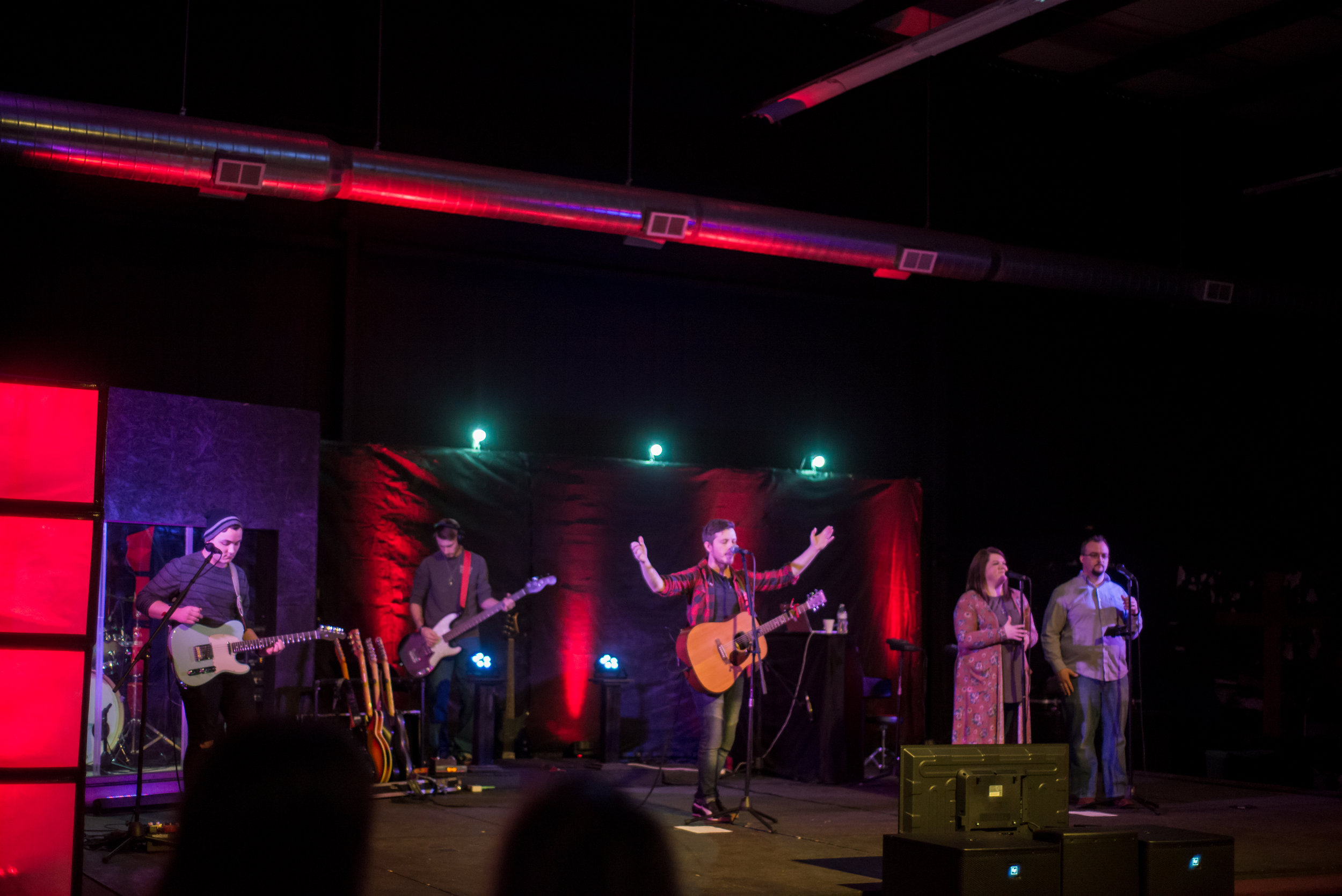 Worship Team   Opportunities are available for you to join the Crosspoint Worship Team.  If you play an instrument or would like to add your voice to the team consider applying for the worship team.