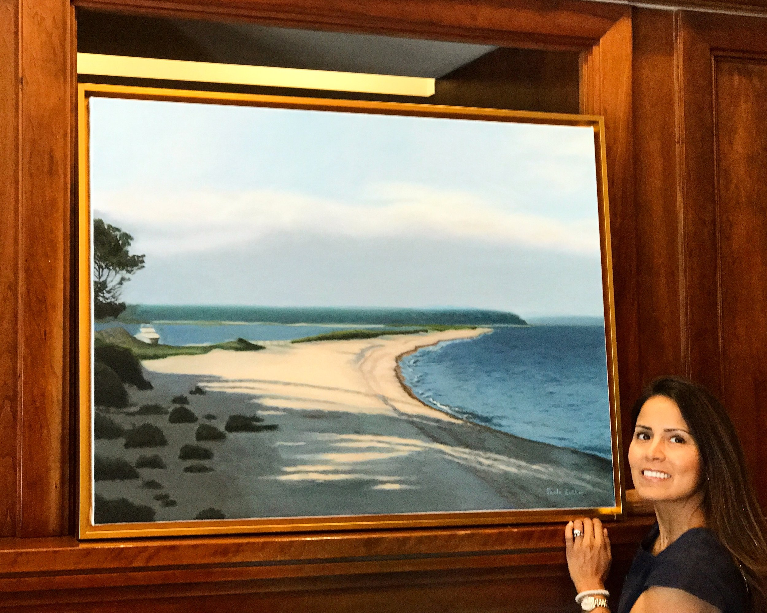 Cape Cod Oil on Canvas