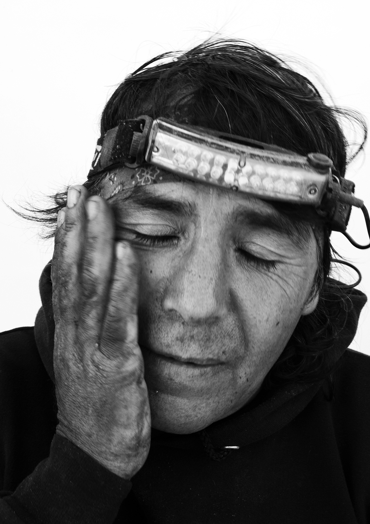 Celso Lopez, 54, Tlaxcala, Mexico.