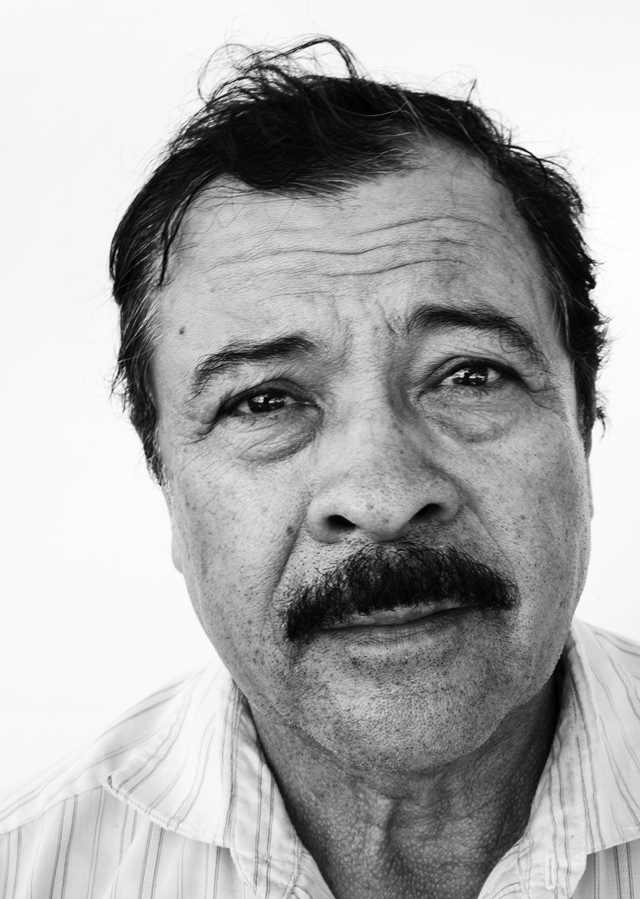 Jose Galaviz, 62, Nayarit, Mexico.